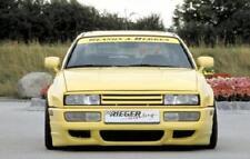 Spoiler delantero auf serienfront Rieger Tuning VW Corrado