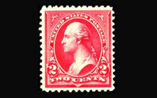 US Stamp Mint,OG, VF S#252 LIGHTLY HINGED