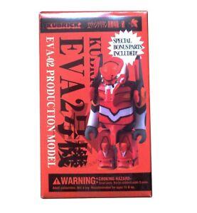 Medicom Kubrick EVA 02 Evangelion 2.0 Series 2 Eva Unit 02 Asuka Langley