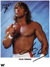 The Texas Tornado Autograph Pre Print Wrestling Photo 8x6 Inch WWF WCW Von Erich