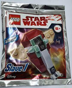 Lego Star Wars Slave I Bobba Fett Mini Figure 911945 Brand New Sealed Age 6+