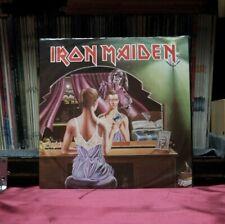 """Used 12"""" Single M- Iron Maiden Twilight Zone 1981 EMI Import 1C 052-07 462"""