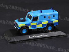Land Rover Defender Police Car 1/43 Diecast Model