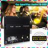 12V 1000W 1-Channel Car Audio High Power Amplifier Board Powerful Subwoofer Bass