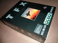 Pc Game TFX Tactical Fighter Retro  Big Box English Version VGC