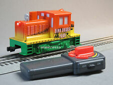 LIONEL JUNCTION DINOSAUR LIONCHIEF REMOTE CONTROL DIESEL train engine 6-81031 E