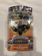 Skylanders Giants Legendary Bouncer RARE!!!  VERY HARD TO FIND!