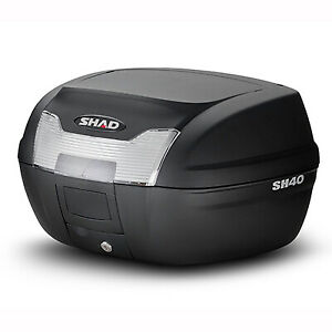 SHAD SH40 Top Box - SHAD Official Stockist