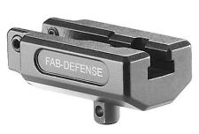 COL - BHA -S Fab-Defense Aluminium Bayonet Harris Bipod Mount Fits PR & WR