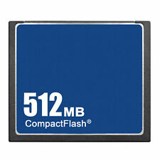 512MB CF CompactFlash Memory Card Standard OEM Useful