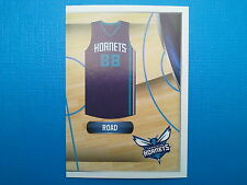 2014-15 Panini NBA Stickers Collection N.149 Road Jersey Charlotte Hornets