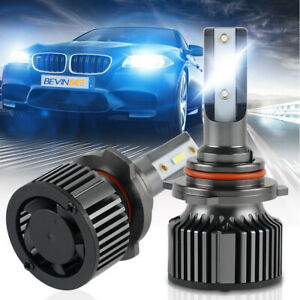 Fits VW Eos 2007-2016 Rabbit 2006-2009 9006 LED Fog Light Driving Lamp Kit Bulbs