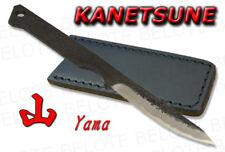 Kanetsune Seki YAMA White Steel Knife w/ Sheath KB-223