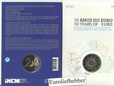 Portugal    2 Euro  2012 ( 10 Jaar Euro)  BNC / BU   direct leverbaar / in stock