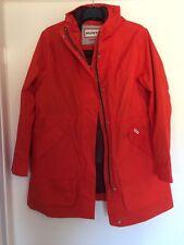 Hunter Orange Waterproof Coat Size Large BNWT