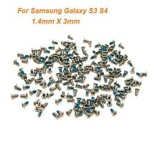10 x Replacement Screws 1.4 x 3 mm Screws for Samsung Galaxy S3 S4  #497306