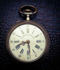 Alte schöne Systeme Roskopf Taschenuhr Pocket Watch um 1890