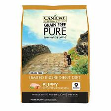 Canidae Grain Pure Foundations Puppy Dog Food Chicken 1.81kg (DCGFPF1.81)