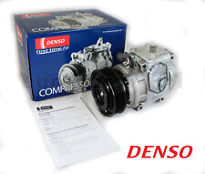 New! Land Rover Range Rover DENSO A/C Compressor and Clutch 471-1360 JPB101330
