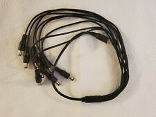 1-8 Power cable for Lorex security cameras