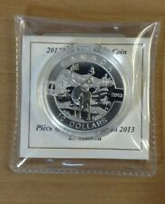 2013 O Canada The Caribou 1/2 oz Silver Coin