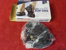 Perfect Solutions PS2545BK-10PSN Ice Traction Slip-ons  (SB)