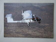 DOCUMENT PUB AEROTEK CSIR PRETORIA HUMMINGBIRD AERIAL OBSERVATION PLATFORM
