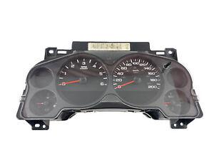 2007-2011 Chevrolet Silverado 1500 Speedometer KM/H Instrument 208K Cluster OEM