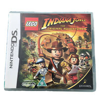 Lego Indiana Jones - The Original Adventures - Nintendo DS Game