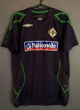 Men Umbro Northern Ireland Training Football Soccer Shirt Jersey Camiseta Size S