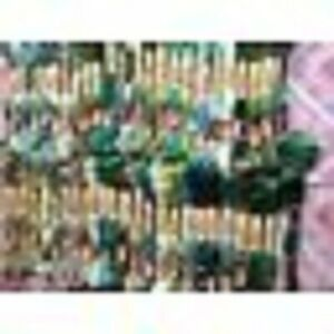 Mixed Shades of Green Skeins of Embroidery Thread 25 off