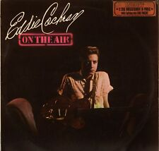 "EDDIE COCHRAN ""ON THE AIR"" LIVE ROCK & ROLL 70'S LP UNITED ARTISTS 29380"