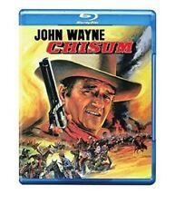 Chisum (John Wayne) Blu-ray Region B New