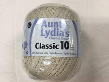Aunt Lydia Jumbo Crochet Thread