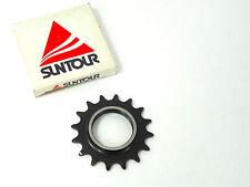 "Suntour Superbe Pro Track Cog 16T 1/8"" Vintage NJS Pista Bicycle Fixed Gear NOS"