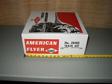 AMERICAN FLYER 20485 REPRODUCTION BOX ONLY NO TRAINS WOW! LOOK!