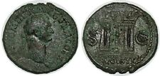 DOMITIEN As SALVTI - AVGVSTI +85 ROME C.417