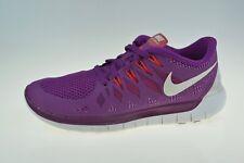 Nike Free 5.0 Run 642199- 501 Women's Trainers Size UK 6