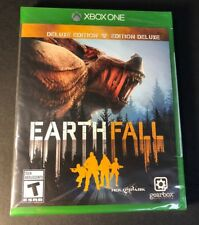 EarthFall [ Deluxe Edition ] (XBOX ONE) NEW