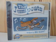 CD The Jumpcats - Where's My Quiff ? Empire Records - TEDS - NEO ROCKABILLY