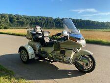 Honda Goldwing Trike 1500 SE Special Edition Bike Klima Tempomat AHK Radio PKW