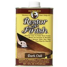 Howard Products Rf7016 Restor-A-Finish, 16 oz, Dark Oak 16