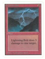 Lightning Bolt - UNLIMITED - Old School - MTG Magic The Gathering #02