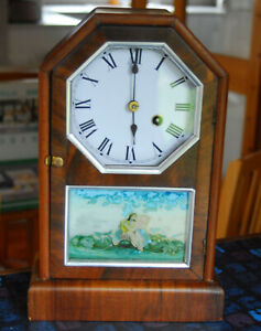 Junghans Shelf Clock