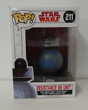 Star Wars Resistance BB Unit 211 Funko Pop! Vinyl Walmart Exclusive