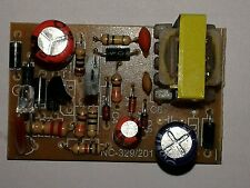 DC 12V Power Supply Board, SMPS 220 to 12 volt circuit Adapter board, Led Driver
