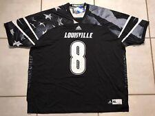 wholesale dealer d82bd 51a1c Louisville Cardinals Fan Jerseys for sale | eBay