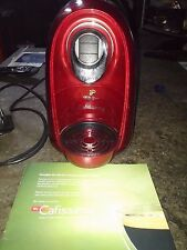 Hochwertige Cafissimo Tchibo Compact Kapel Kaffeemaschine 3 Stufen