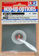 TAMIYA 53136 One-Piece Balle poussée Bearing (f101/f102/f103/Group-C/Avante), Neuf sous emballage
