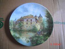 Royal Tettau Collectors Plate Venerable Irmelshausen
